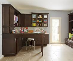 dark maple cabinets. Wonderful Maple Dark Maple Craft Room Cabinets By Kemper Cabinetry And Cabinets