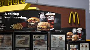Mcdonalds Bet On Fresh Beef Is Paying Off Cnn