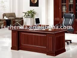 Wooden Office Desk Office Desk Wood Wooden F Nongzico