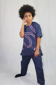 African Trousers Designs Boys African Design Shirt And Trousers For 5 6yrs Old
