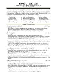 Job Description Project Manager Construction Company And Duties Of