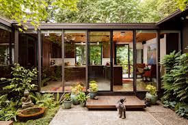Small Picture Serene mid century modern home in Berkeley Atrium design