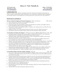 10 Sales Managers Resume Examples Proposal Sample
