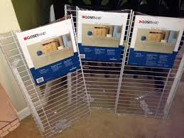 closetmaid wire shelf kit review and giveaway