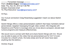 example of email sales prospecting emails 4 great examples