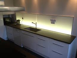 Credence Lumineuse Castorama Avec Credence Miroir Ikea Cuisine With