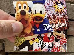 Tickets at Work Disneyland Tickets ...
