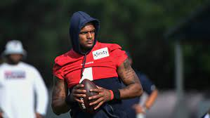 NFL: Texans officially rule out Deshaun ...