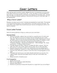 Cover Letter Opening Statements Cover Letter Introduction Cover