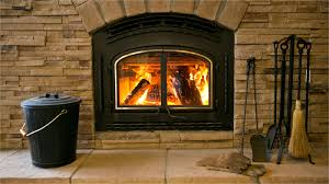 installing a gas log fireplace insert how to convert a gas fireplace to wood burning angie
