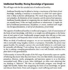 intellectual humility rhetoric composition i winter quarter  intellectual humility