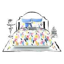 kate spade comforter spade comforter set spade new paintball fl comforter set a liked on featuring kate spade comforter
