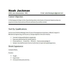 Resume Objective Customer Service Good Resume Objective Examples Receptionist Employment Education 97