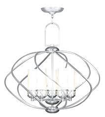 brushed nickel chandelier 5 light inch brushed nickel chandelier ceiling light in satin white brushed nickel