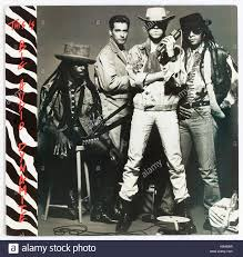 The cover of 'This Is Big Audio Dynamite', 1985 album by Big Audio Stock  Photo - Alamy