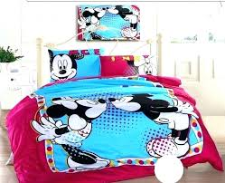twin size minnie mouse bedding mouse bedding twin mouse twin bed in a bag image of twin size minnie mouse bedding