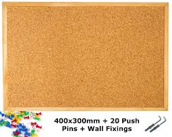pin board for office. Cork-Pin-Message-Notice-Board-Wooden-Frame-Office- Pin Board For Office D