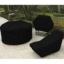 furniture outdoor covers. Outdoor Furniture And Patio Black Vinyl Covers