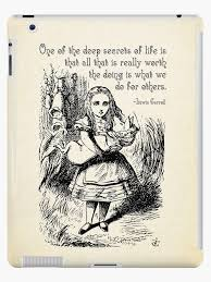 Lewis Carroll Quotes Beauteous Alice In Wonderland Quote Deep Secrets Of Life Lewis Carroll