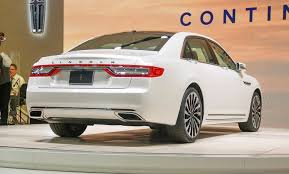 2018 lincoln continental. delighful continental 2018 lincoln continental rear view on lincoln continental