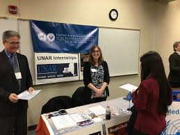 career opportunities sociology anthropology rochester ings alumna brie larson at the liberal arts majors career fair