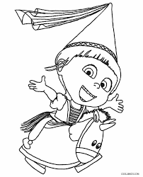 Minion carl coloring page from minions category. Printable Despicable Me Coloring Pages For Kids