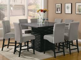 square dining table set for setting design home black square kitchen sets e a full