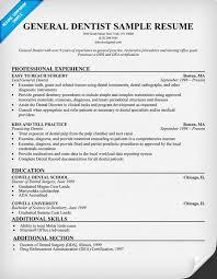 ... Resume Sample, General Dentist Resume Sample Dentist Resume For Fresh  Graduate Dentist Resume Cover Letter ...