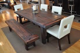 diy dining room table idea