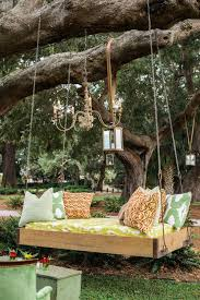 Best Outdoor Swing Beds Ideas Pergola How Fun Would This Be For Wedding  Pics See More ...