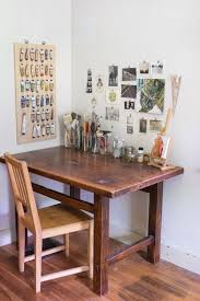 best 25 art desk ideas on craft station craft room for awesome house art studio desk plan