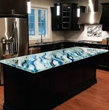 think glass countertops packed with glass kitchen for prepare inspiring recycled glass countertops cost vs granite uk 382