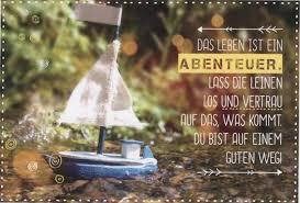 Abschiedskarte Kollegen Das Leben Ist Ein Abenteuer Doppelkarten