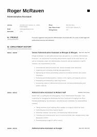sample personal assistant resume administrative assistant resume guide sample