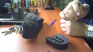 Ремонт обуви , если подошва лопнула у каблука - YouTube