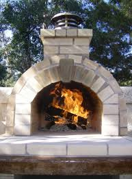 outdoor fireplace pizza oven landscape modern with bread ovens brick oven