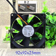 foxconn fan 1pcs pv902512h pva092g12h dc 12v 0 4a 9cm 9025 three wire fan for foxconn diy