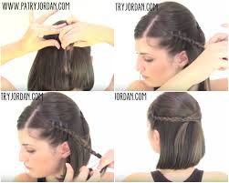 Fabulous Easy Hairstyle For Short Hair 86 Inspiration With Easy
