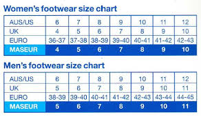 Sandal Shoe Size Chart Maseur Massage Sandal Gentle Black Size 6 Refer Size Chart