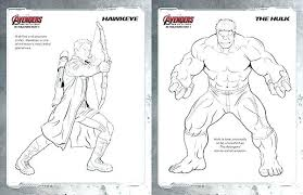 Avengers Free Colouring Pages Avengers Free Colouring Pages Avengers