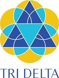 Delta Delta Delta logo - Holmes Murphy