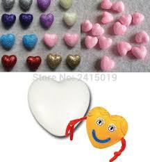 Us 649 Freies Verschiffen Hoher Dichte Herz Modellierung Polystyrol Styropor Kinder Kindergarten Diy Craft Schaumstoffball Christbaumschmuck