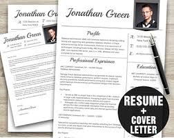 Creative Resume Cover Letter Unique Resume Templates