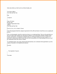 Bid Acceptance Letter   Acceptance Letters   LiveCareer