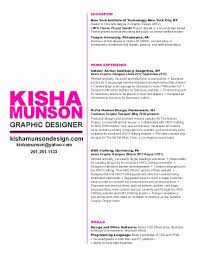 Graphic Designer Sample Resume 24 Unique Gallery Of Graphic Design Resume Examples Resume Digital 5