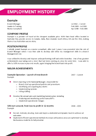 Sample Hospitality Management Resume Hospitality Resume Template