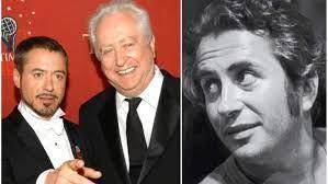 Robert Downey Sr, veteran filmmaker and ...