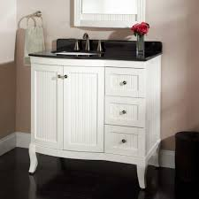 white bathroom cabinets with granite. Adorable White Solid Wood Bathroom Vanity Cabinet S M L F Cabinets With Granite O