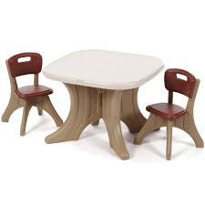 Preschool Kitchen Furniture New Traditions Chairs Kids Table Chairs Set Step2