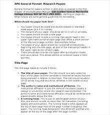 12 Apa Cover Sheet Templates Free Sample Example Format